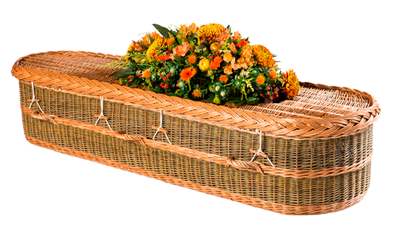 Woodland Burial - Eco-friendly coffins, urns and caskets